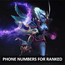 dota 2 phone number matchmaking