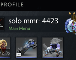 #13866 solo mmr is 4423 #AFS
