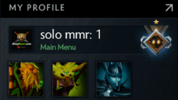 solo mmr is 1 #AFS