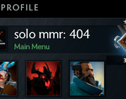 solo mmr is 404 #AFS (1)