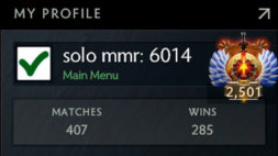 buy dota 2 account, dota 2 6k mmr account, #AFS (1)