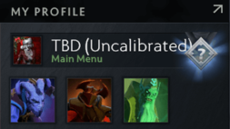buy TBD Uncalibrated dota 2 account, #AFS (1)