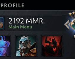 2k mmr dota 2 account, crusader dota 2 account, #AFS (1)