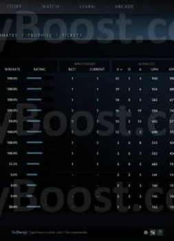 BUY 10 MMR DOTA 2 ACCOUNT, LOWEST MMR IN DOTA 2, HERALD MEDAL. #AFS (2)