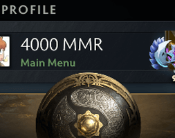 BUY 4K MMR DOTA 2 ACCOUNT, ANCIENT MEDAL, #AFS (1)