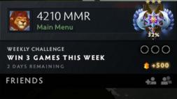 Buy 4k MMR Dota 2 Account, Ancient medal (1)