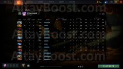 BUY 2K MMR DOTA 2 ACCOUNT, CRUSADER MEDAL, #AFS (2)