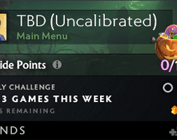 BUY TBD (Uncalibrated) Dota 2 Account, #AFS (1)