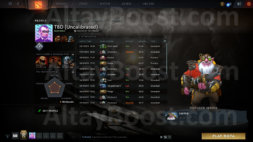BUY TBD (Uncalibrated) Dota 2 Account, #AFS (2)