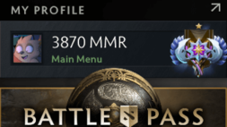 BUY 3K MMR DOTA 2 ACCOUNT, ANCIENT MEDAL, #AFS (1)