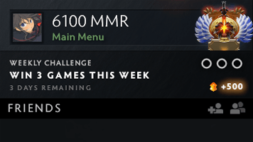 BUY 6100 MMR DOTA 2 ACCOUNT, IMMORTAL MEDAL, HIGH WIN RATE, #AFS (1)