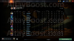 BUY 6100 MMR DOTA 2 ACCOUNT, IMMORTAL MEDAL, HIGH WIN RATE, #AFS (2)