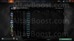 TBD (Uncalibrated) Dota 2 Account for sale, #AFS (2)